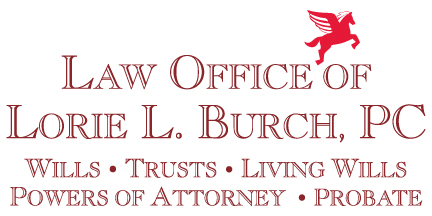 lorie burch law logo