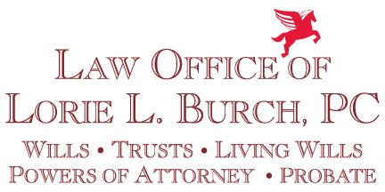 lorie burch law logo
