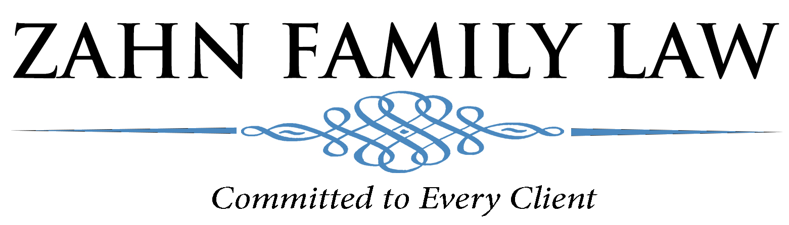 zahn family law logo