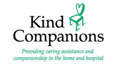 kind companions logo