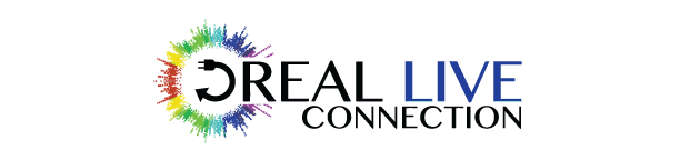 real live connection logo