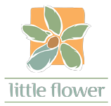 littlw flower logo