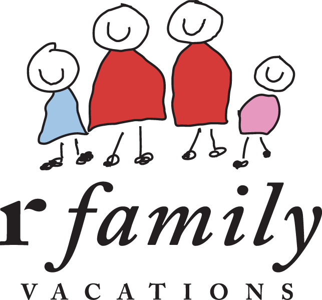 R family vacations logo