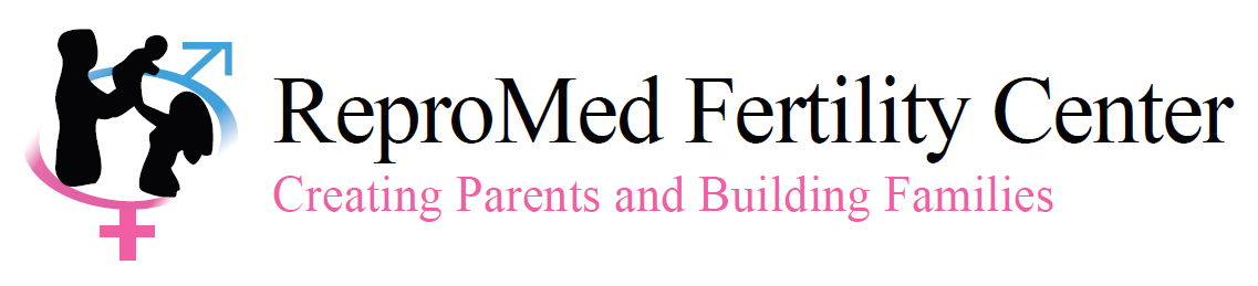 ReproMed Fertility Center logo
