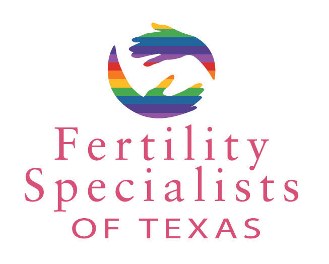 fertility specialists of texas logo