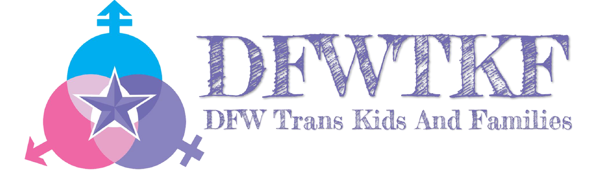 trans kids and families logo